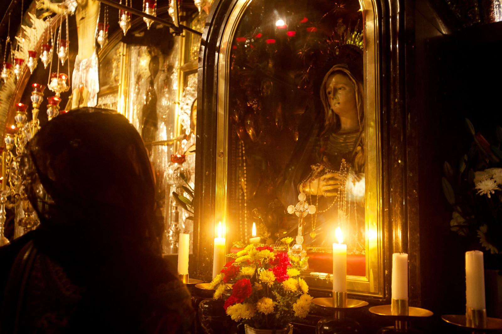 Jerusalem_Holy Sepulcher_Mater Dolorosa_Noam Chen_IMOT