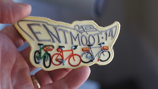 Entmoot Patches Arrive! | by BikeTinker