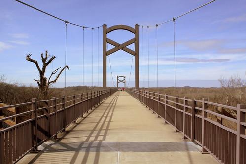 bridge tn nashville tennessee cumberlandriver nashvillegreenways bmok cumberlandriverpedestrianbridge