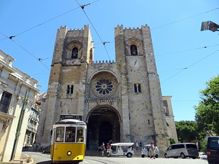 Lisbon Cathedral, Se de Lisboa | by littlemisspurps