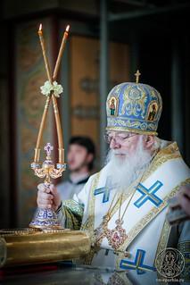 Литургия в Софийском соборе 270
