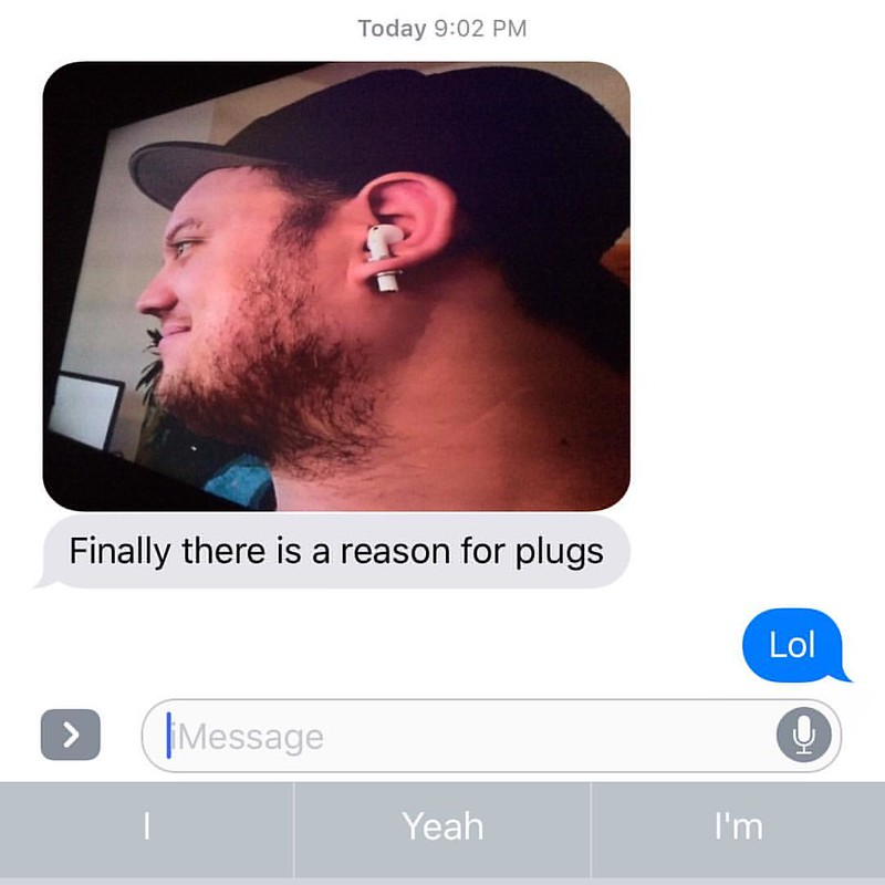 #airpods
