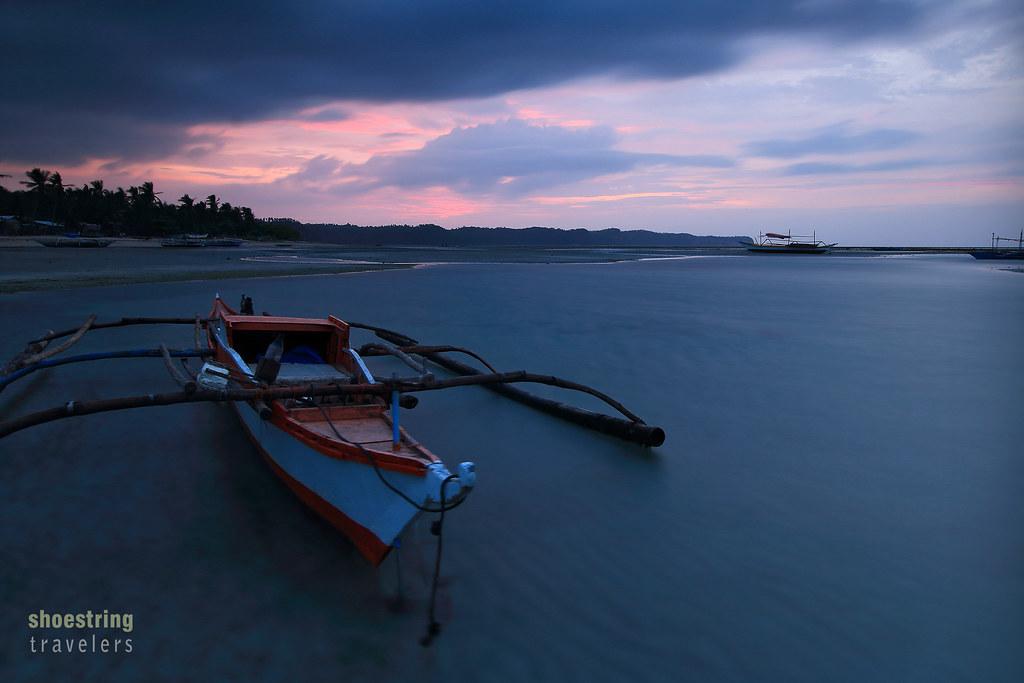Twilight at San Pascual
