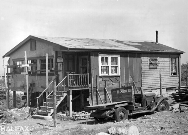 Africville photographs, 1950s-1960s