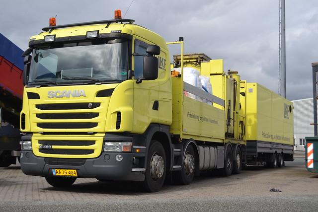 Scania G480 - LKF - DK  AA 15 404