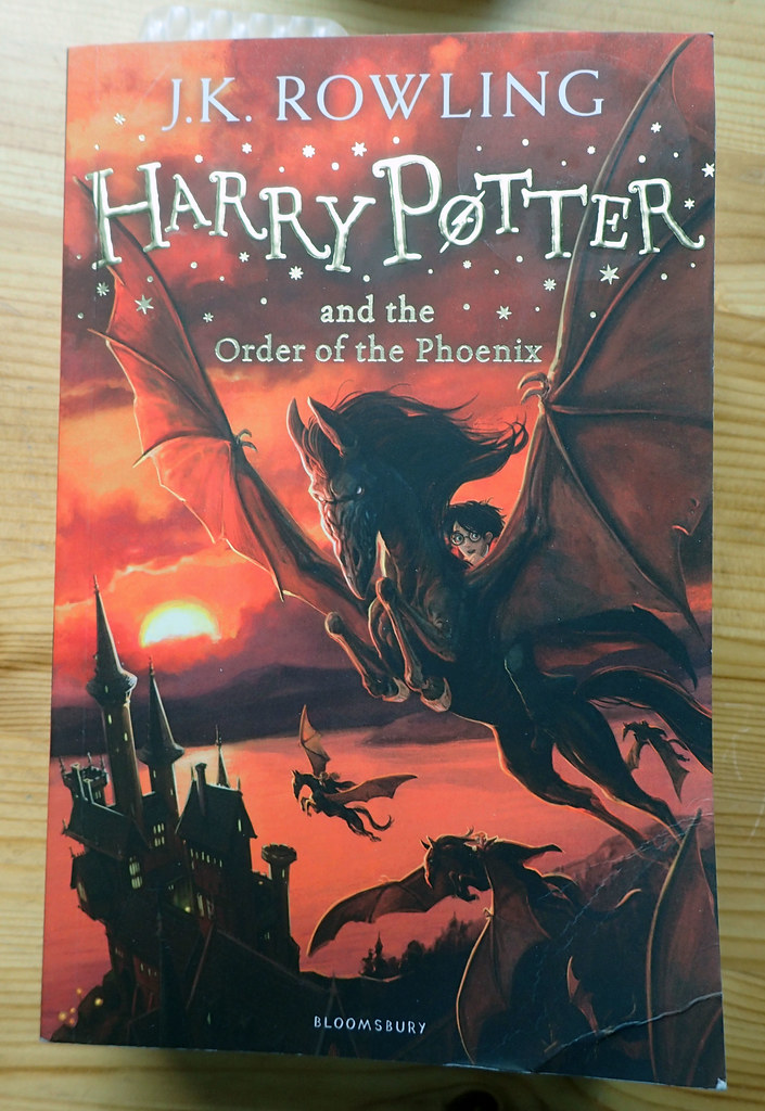 Harry Potter and the Order of the Phoenix | Harry Potter and… | Flickr