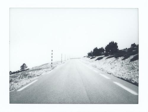 Instax Monochrome: Ventoux 1/3 | by Jorn Straten