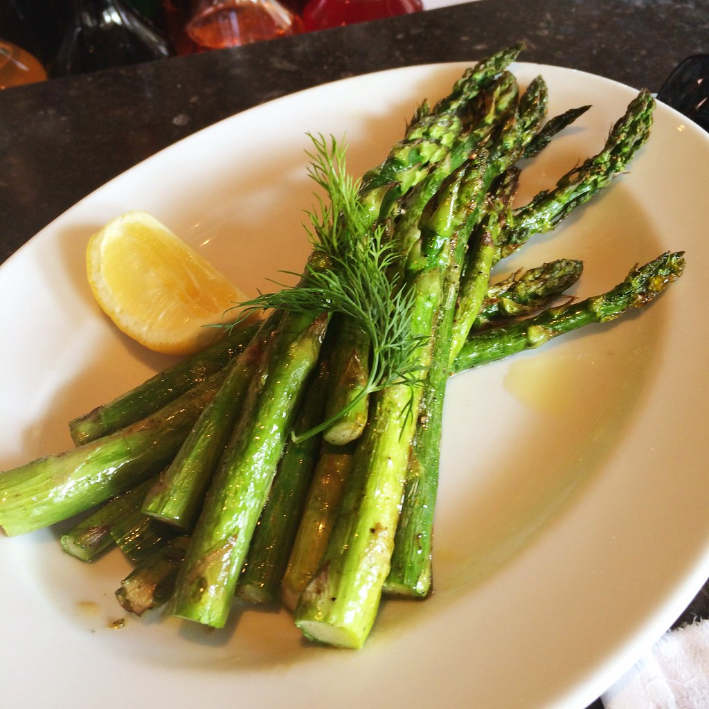 Ella Dining Room And Bar: Asparagus @ Ella Dining Room & Bar