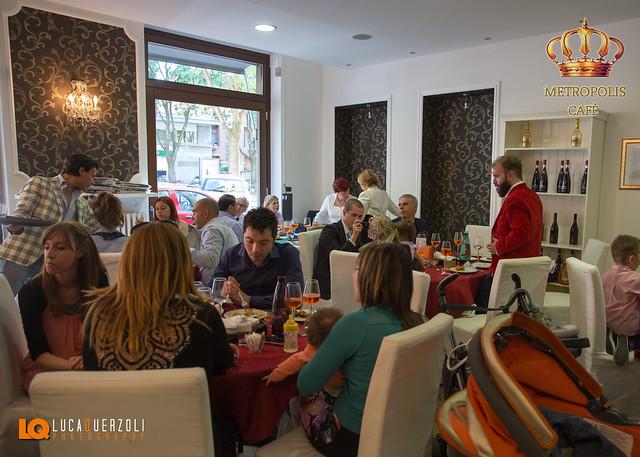 Fotografie Battesimo al Metropolis Cafè Torino