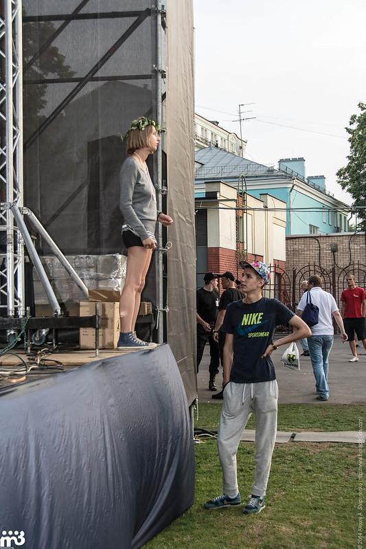 Gumshoes - backstage (0034)