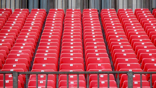 Red Seats | by oatsy40