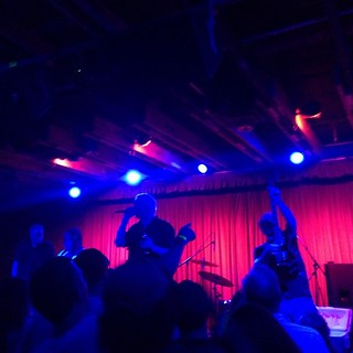 Old guy mosh pit! Guided By Voices pretty much rocked The Crescent Ballroom tonight... | by runnr_az