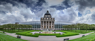 Bavarian State Chancellery, Munich | by Se.By.