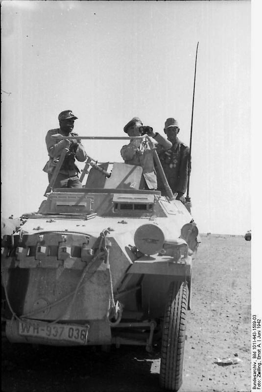 """Sd.Kfz 250/3 """"Greif"""""""