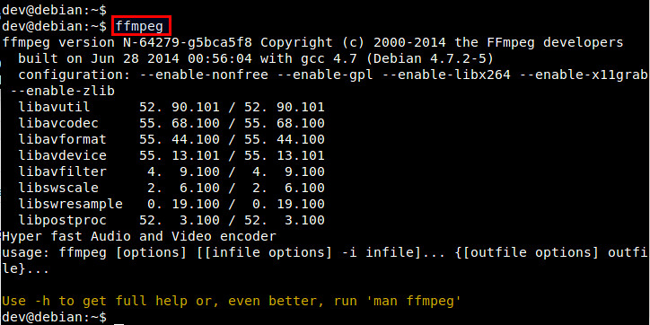 Compile FFmpeg Debian | How to compile FFmpeg on Ubuntu or D… | Flickr