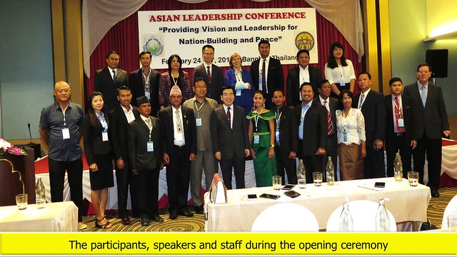 Thailand-2017-02-27-Asian Leadership Conference Held in Bangkok