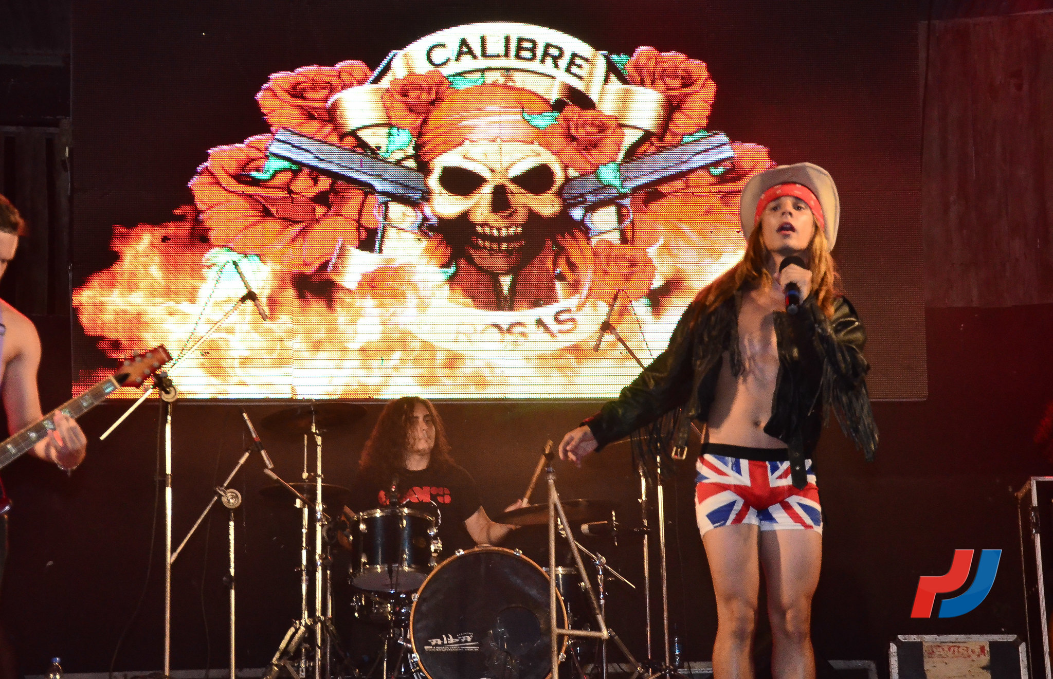 Banda Calibre de Rosas (Guns N' Roses Cover)