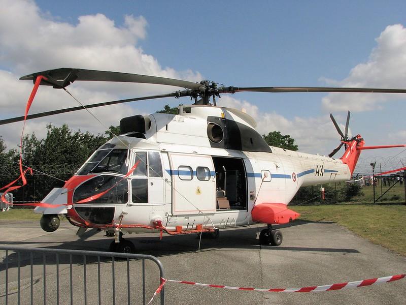 Aerospatiale SA330B 1