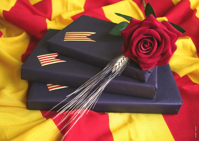 Feliç dia de Sant Jordi...!