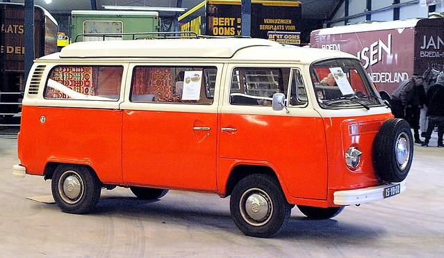 1977 Volkswagen T2 Camper