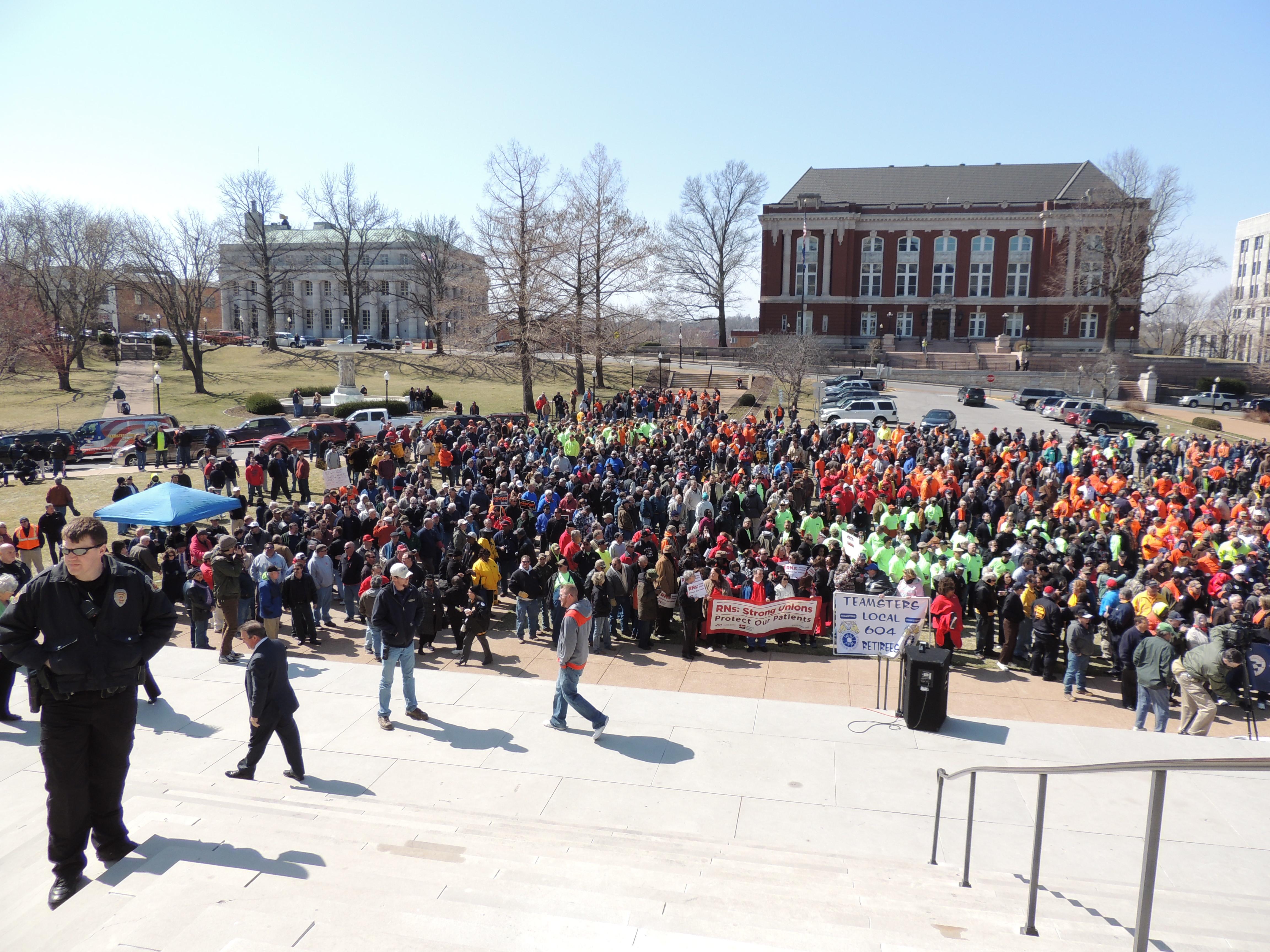 Jefferson City Rally