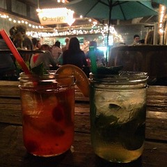 Old Fashioned vs Mojito.