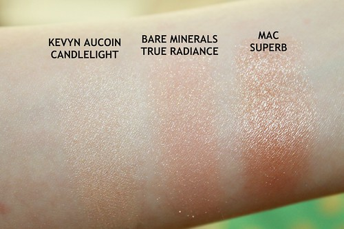 HIGHEND_HIGHLIGHTER_SWATCHES   by thebeautyshelf@yahoo.co.uk