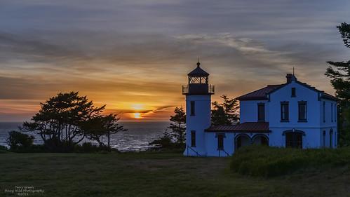 park sunset lighthouse casey nikon state wa ft coupeville 2470mm islandadventures d4s