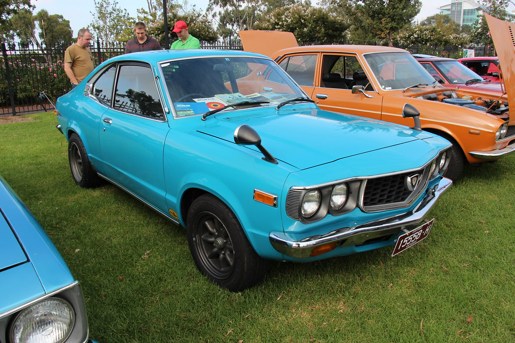 New Genuine Mazda RX-3 Owners Manual RX3 Handbook