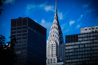 Chrysler Building, from Tudor City | by Jeffrey