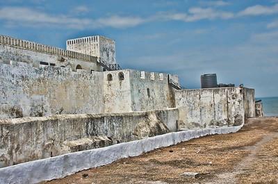 Ghana - Elmina Castle