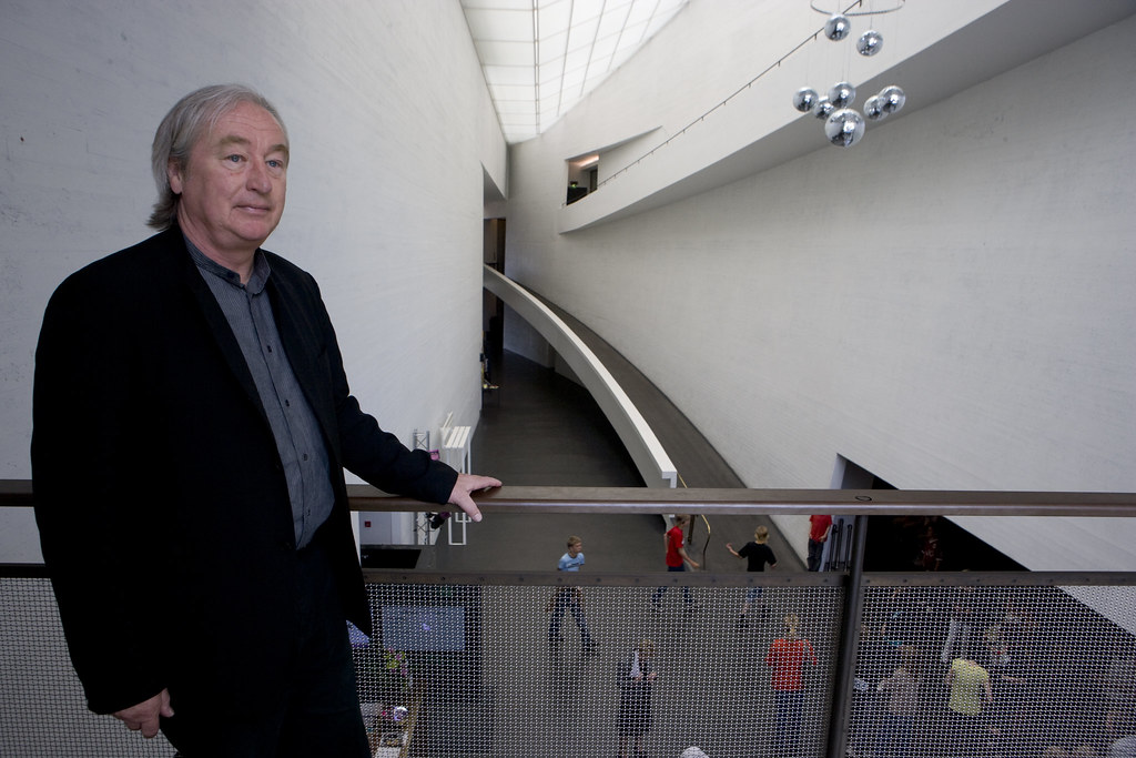 Architect Steven Holl at Kiasma
