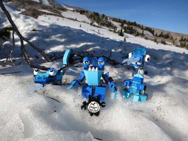 LEGO Mixels Series 2 : Frosticons