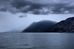 Lago di Garda - moody