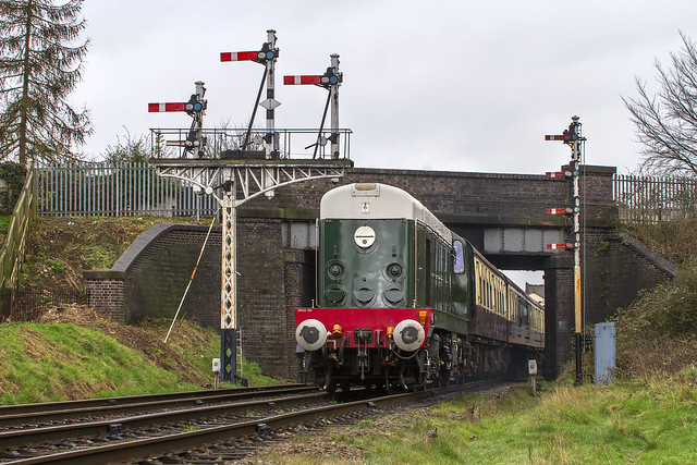 Class 20 No. D8098