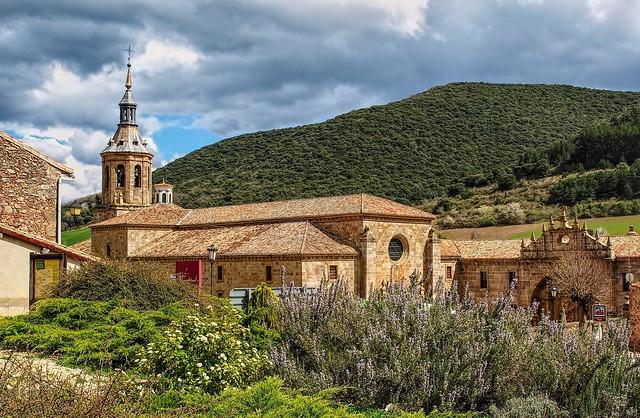 Monasterio de Yuso. La Rioja.
