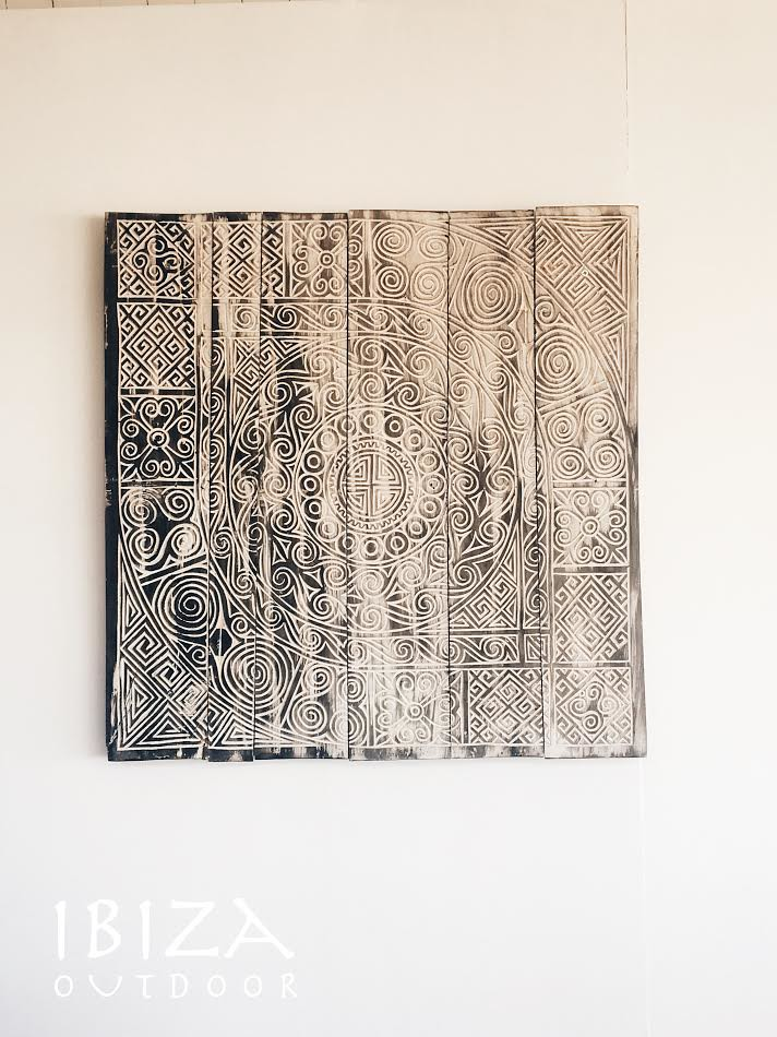 Decoratie Aan De Muur.Stoere Decoratie Muur Woonkamer Dit Oude Nieuwe Wandpaneel Flickr