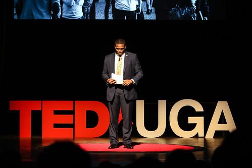 Johnelle Simpson @ TEDxUGA 2017: Spectrum   by New Media Institute