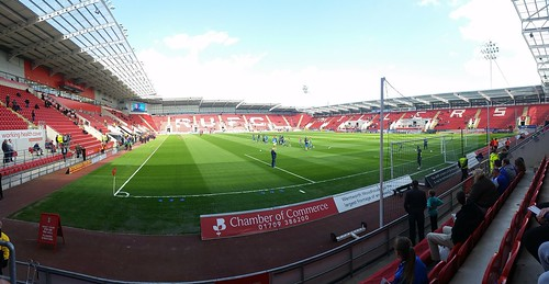 Rotherham United v Ipswich Town, AESSEAL New York Stadium, SkyBet Championship, Saturday 22nd April 2017 | by CDay86