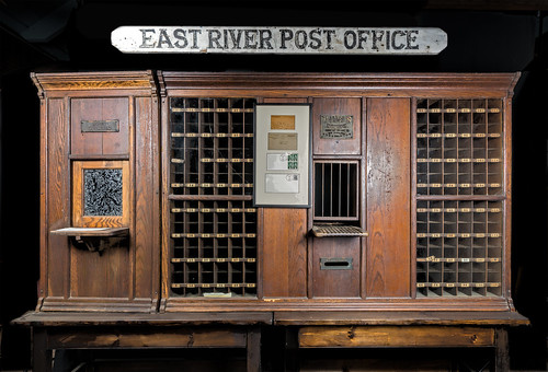 PO Boxes from East River PO | by Madison Historical Society (CT-USA)
