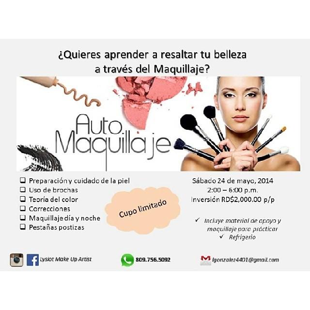 4acd5c797 ... #LyslotMakeUpArtist #curso #automaquillaje #Maquillaje #cuidadodelapiel  #usobrochas #teoriadelcolor #correcciones