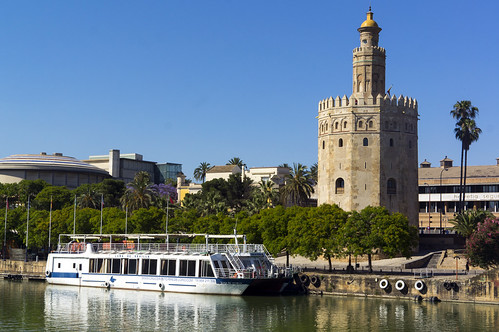 Seville Torre del Oro (Tower of Gold) | by Mal B