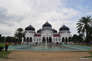 Masjid Baiturrahman | by Maleber.net : Indonesian Travel Photographer