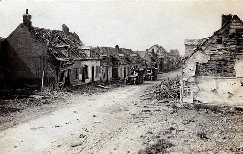 """""""Dorf Saint Pierre. Sommeschlacht 1916"""""""