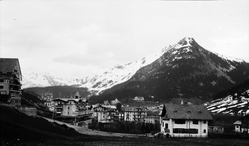 View over Davos
