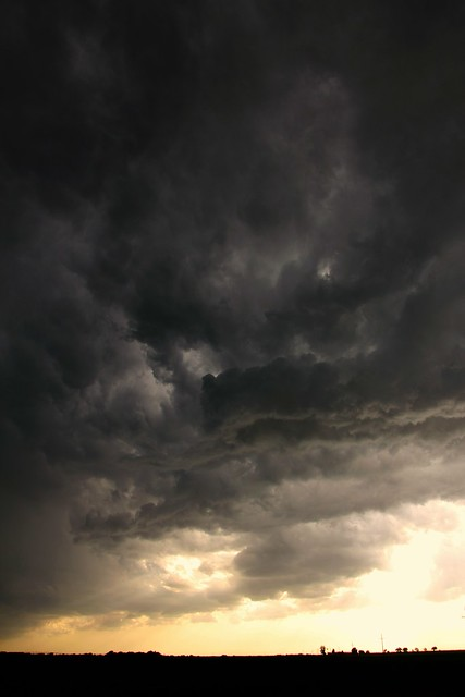 061414 - An Afternoon of Nebraska Supercells