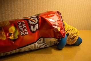 Uglyworld #2350 - It's Nacho Problem - (Project On The Go - Image 181-365) | by www.bazpics.com