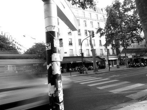 Paris is speed | by Fred Azarty