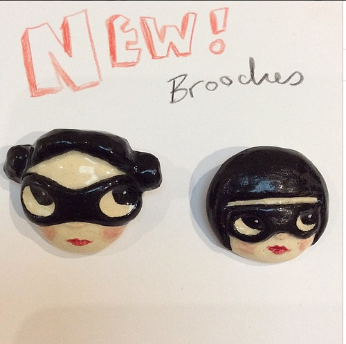 new brooches | by jamfancy