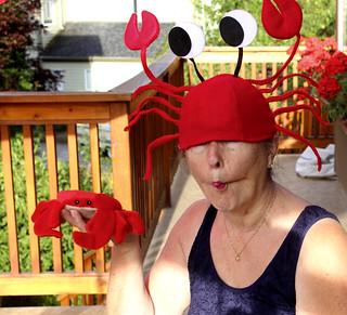 199/365 Crabby Morning!